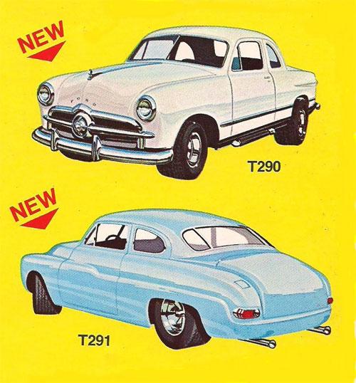 AMT Model Kits: A Little 3-in-1 History by Mark Budniewski