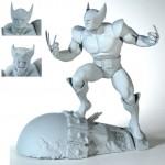 POL892-WOLVERINE-Sculpt