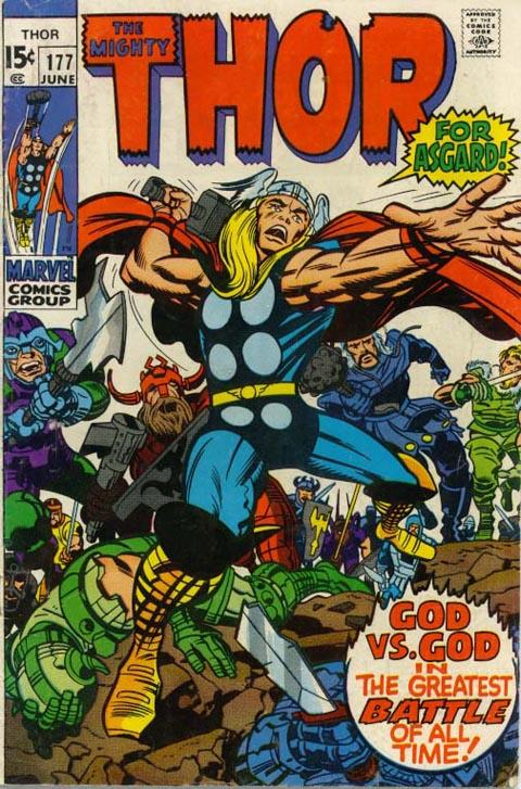 Thor art blog 1