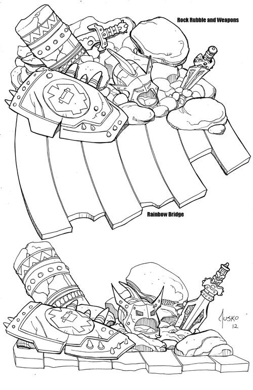 Thor art blog 3