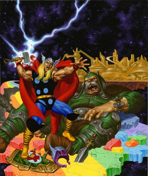 Thor art blog 4