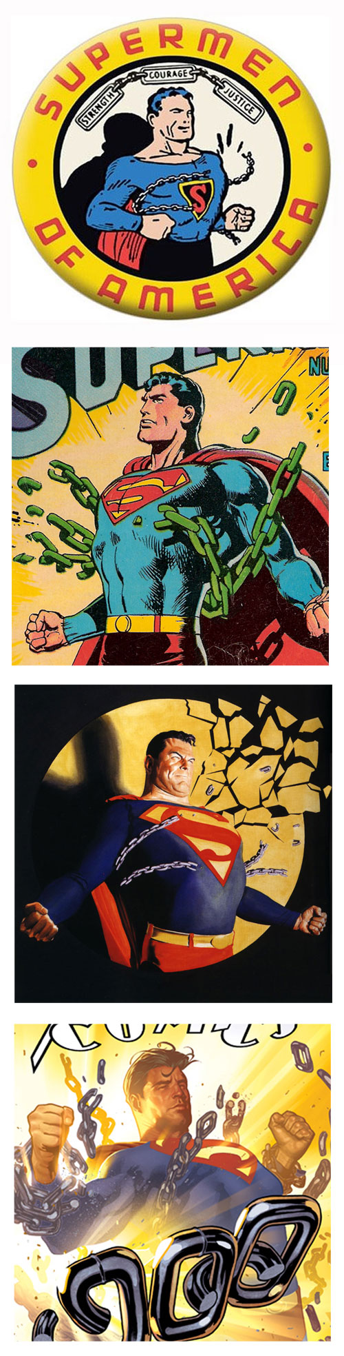 Superman-comparison