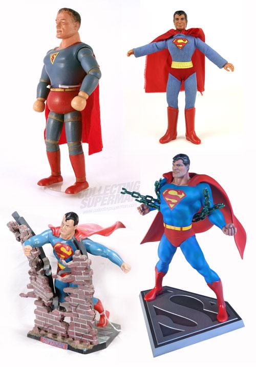 Superman-figures