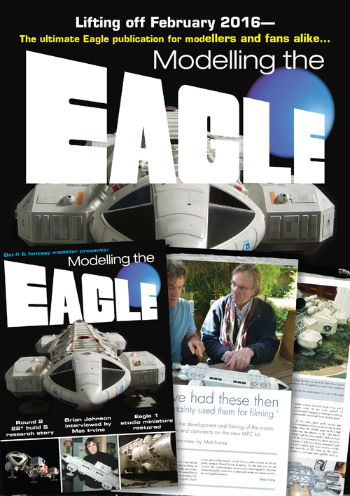 Modelling the Eagle Flyer