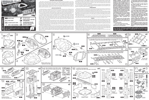 MPC825-06 Eagle instructions
