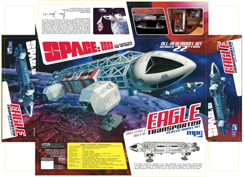 MPC825 Eagle 22in packaging