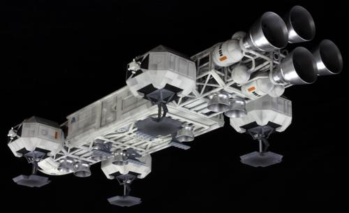Space:1999 Models: 22″ Eagle update | Collector Model