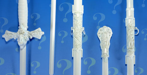 Lindberg Model kits - Mystery Sword Tool | collectormodel.com