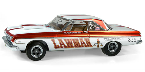 AMT986 1964 Plymouth Belvedere Lawman
