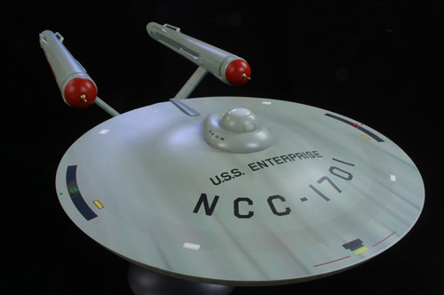 Star Trek Models: 1:350 scale developments | Collector Model
