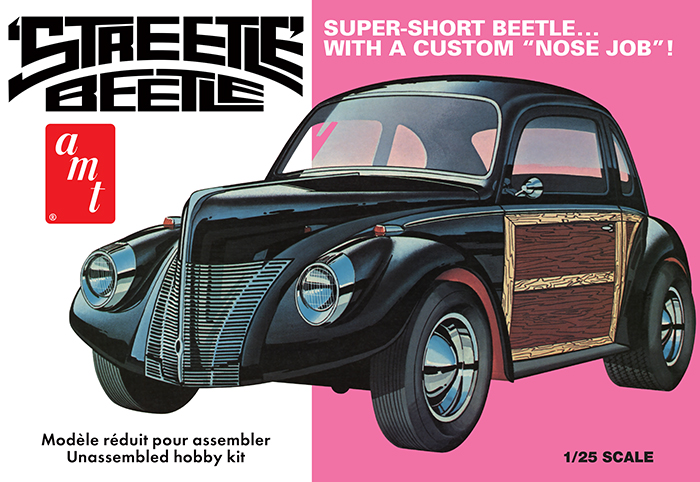 SCM031 Streetle Beetle Lid