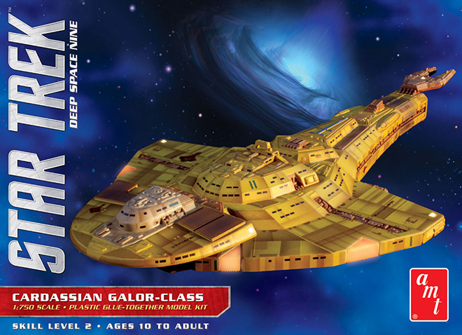 AMT Model Kits: Star Trek kit reissues | Collector Model